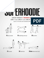 Superhoodie Workout