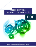 Ghid pentru inspecția fiscală