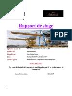 Rapport MARSA Oussama Aniba