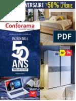 2017 Conforama Fr 0028 50anstendancesnuit