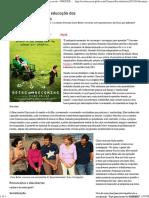 Documentário Discute Educação Das Crianças Fora Da Escola - CRESCER _ Escola