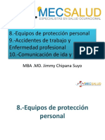 Accidentes de Trabajo Dr. Jimmy Chipana