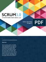 Scrum 3.0 paper