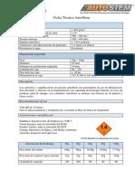 Ficha Técnica AutoStem ONU 0323[1][2]