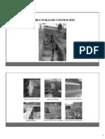 Cap. 5. Estructuras de Contencion