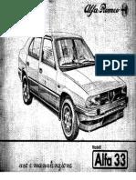 Alfa 33 1985