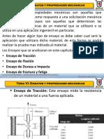 6. Ensayos y Propiedades Mecánicas