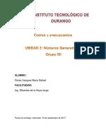 2.2.1 Resumen de La Unidad 2 (Software Para Cuantificación).