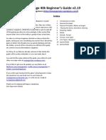 1p40k - Beginner's Guide v2.19