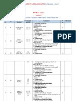 Planificare Comunicare in limba engleza cls I.doc