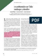 Conflictos Ambientales en Chile