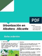 Urbanización en Alicante
