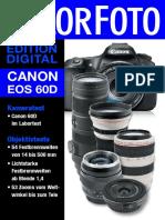 Canon EOS 60D, Colorfoto Digital