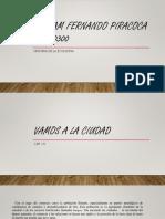William Fernando Piracoca