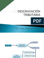 DESGRAVACION TRIBUTARIA.pptx