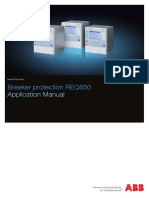 1MRK505266-UEN - En Application Manual Breaker Protection REQ650 IEC