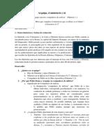 Benjamín Figueroa - Arquipo, El Ministerio y Tú