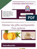 ACTUALIZADO Nectar de Piña Con Quinua