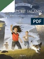 Adventure Island 1 Le Mystere Des Grottes Du Vent - Helen Moss