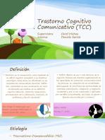 Trastorno Cognitivo Comunicativo TCC