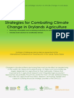Strategies Combating Climate C