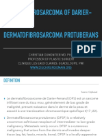 Darier Ferrand - Dermatofibrosarcoma protuberans