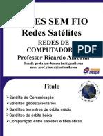 Aula 4 -Satelites de Comunicaces - Tanenbaum