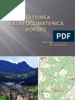 Stațiunea Balneoclimaterică Borsec Natia Mihaeala