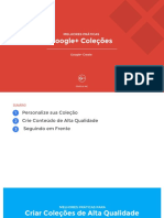 Google+Coleções