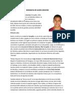 Biografia de Alexis Sánchez