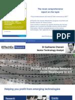 IDTechEx_Webinarslides_PrintedandFlexibleSensors20172027TechnologiesPlayersForecasts