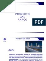 Proyecto gas ANACO
