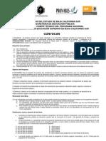 PRONABES convocatoria-2010-2011
