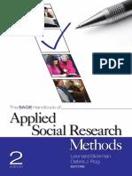 Applied Social Methods