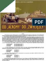 Od Acromy Do Zwyciezcy Vol.1