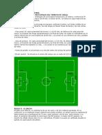 Reglas Básicas Del Fútbol