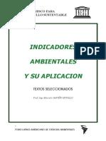 3. Indicadores Ambientales y Su Aplicación