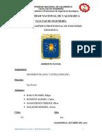Ambiente Fluvial - Sedimentología y Estratigrafía