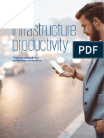 Infrastructure Productivity Technology Revolution