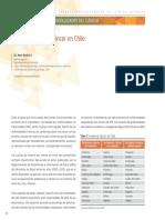 Epidemiología del cáncer en Chile
