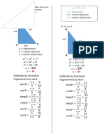 Problemas Resueltos - Triangulos