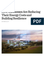 How Businesses Are Reducing Their Energy Costs and Building Resilience