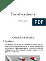 2.1 Cinematica Directa v2016