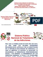 Redes de Apoyo de Tratamiento de Droga