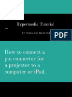hypermedia tutorial