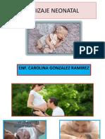 1. Tamizaje Neonatal