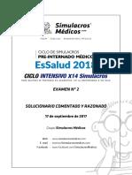 EsSalud2018 IntensivoX14 Fecha2 Soluc