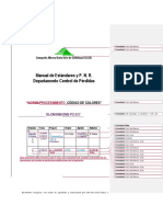 Procedimiento Codigo de Colores (Gmspc0017_3)