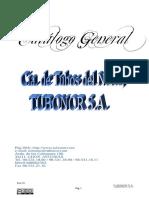 Catalogo Tubonor