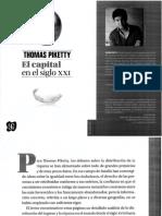PIKETTY T - El Capital en El Siglo XXI-Introducción